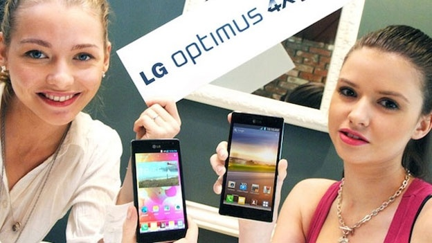 LG Optmus 4X HD latest