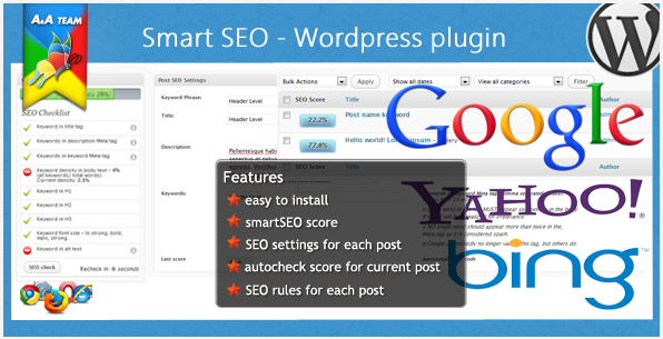 Download Smart SEO wordpress plugin free