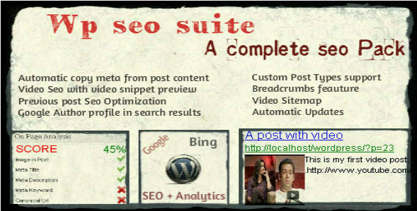 Download Wp SEO suite plugin free