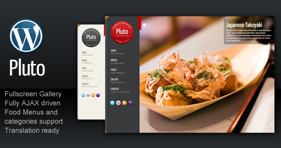 download pluto wordpress theme free