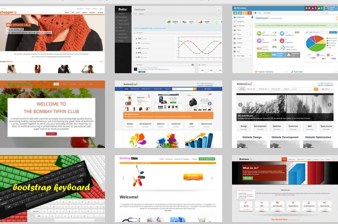 free-bootstrap-themes-and-templates