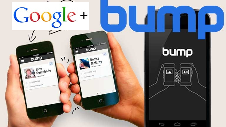 Google acquires file-sharing app Bump