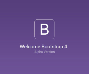 bootstrap-4-alpha-release