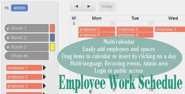 employee-work-schedule
