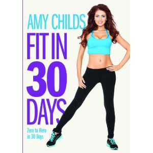 Amy childs fit in 30 days