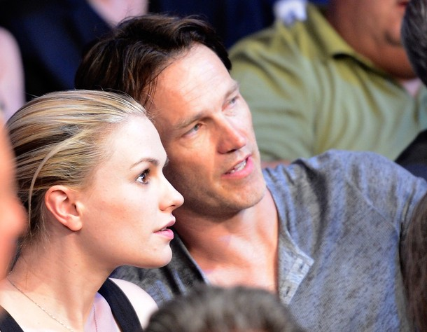 Actors Anna Paquin and Stephen Moyer scandal
