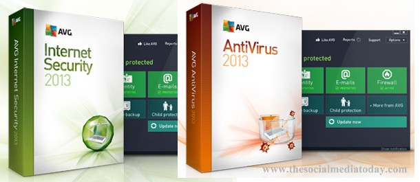 AVG Antivirus 2013 full version free