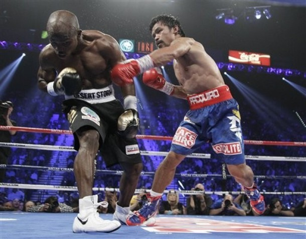 Manny pacquiao vs Timothy Bradley youtube