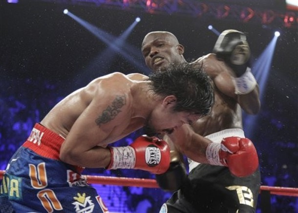 Manny Pacquiao vs Timothy Bradley Highlights