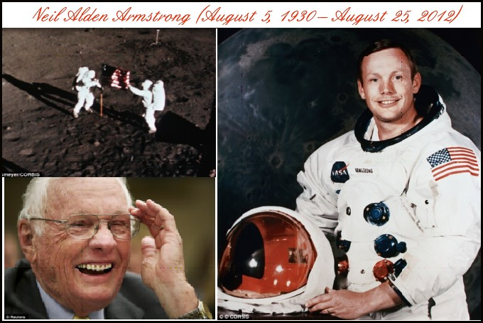 Neil Armstrong video