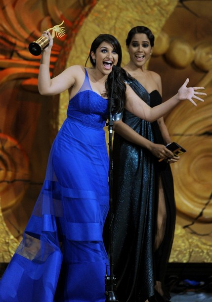Parineeti Chopra IIFA 2012