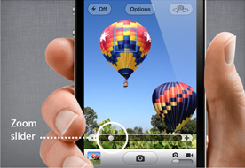 Pinch to zoom Iphone tips