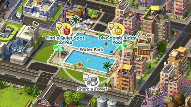 sim city social facebok game