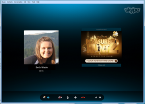 Skype Adds Ads to Conversations