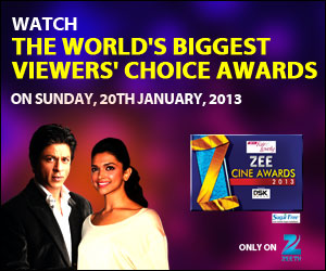 Zee Cine Awards 2013 Live
