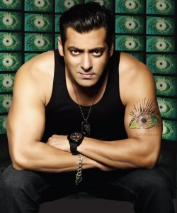 Salman Khan body