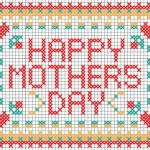 crossstitchmothersday