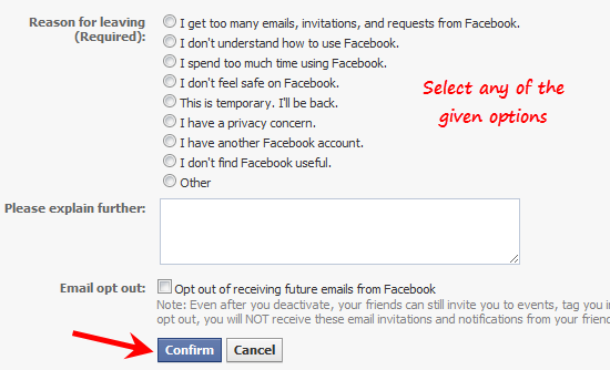 deactivate-facebook-form