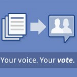 How to Vote on Facebook