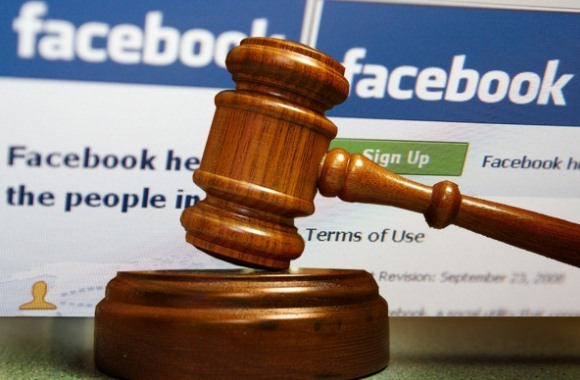 facebook latest court case