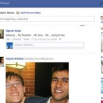 Facebook social search design