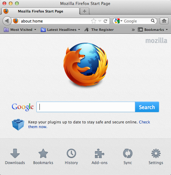 firefox 13 browser review