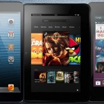 iPad mini vs Kindle Fire vs Nexus 7