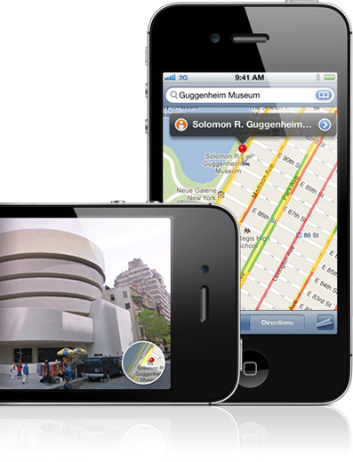 Apple maps traffic details