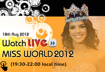 watch live miss world 2012 live