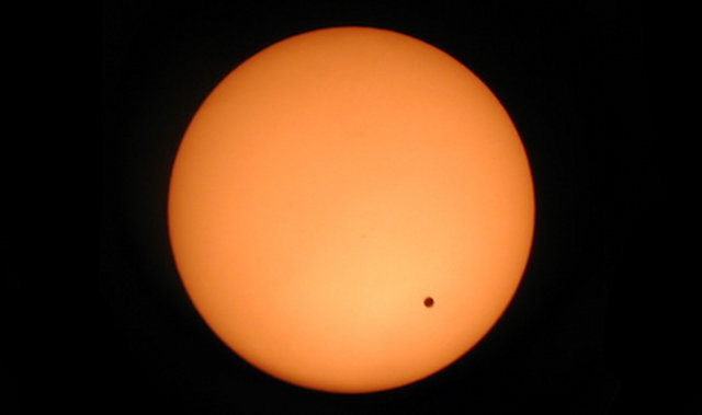 transit of venus 2012 photo