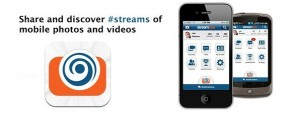 Photo and video sharing apps for iPhone and Android