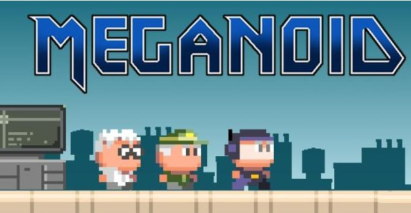 Meganoid is the challenging arcade game for Android and iPhone