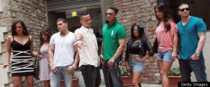 Look Back At The Jersey Shore