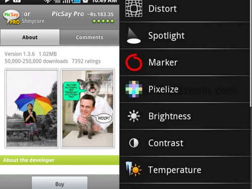 pc final Top 20 Android Photography Apps