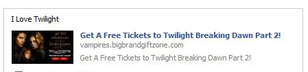 twilight ticket scam