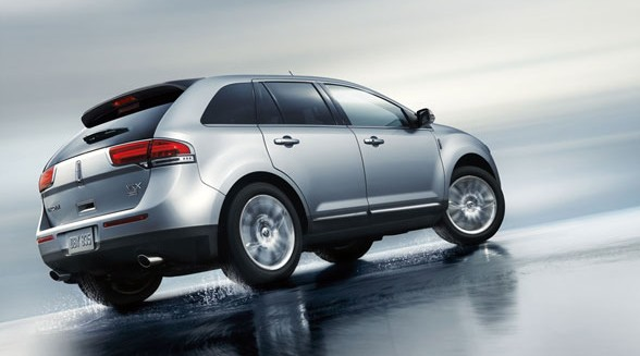 LINCOLN MKX Review