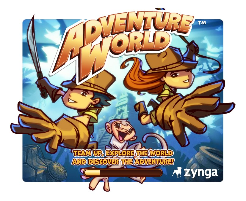 Adventure world new zyanga game