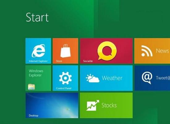 Windows 8 Editions Key features