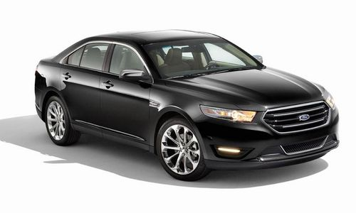 Restyled Ford Taurus gets four-cylinder turbo power for 2013