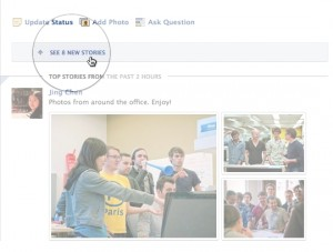 Facebook Changes News Feed