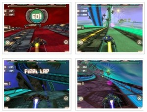Low Grav Racer, CobraMobile iphone game free download