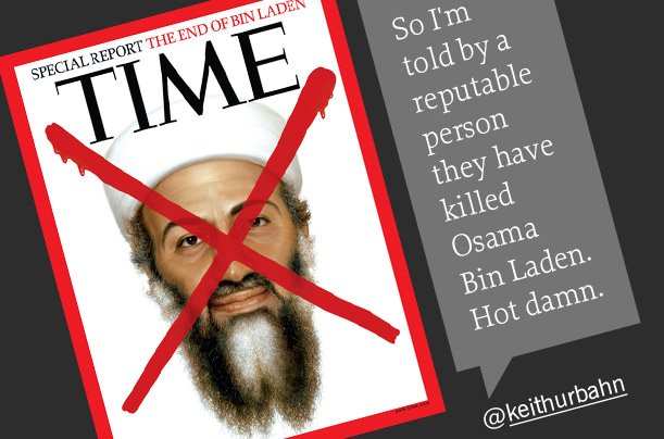 Osama bin Laden's Death photo
