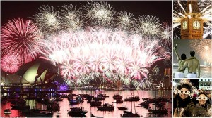 New Year's Eve Celebrations around the world video