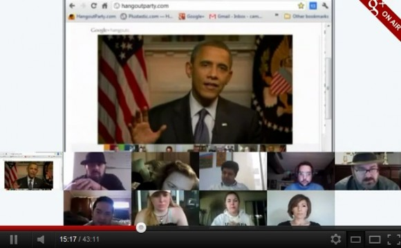 Watch President Obama's youtube video