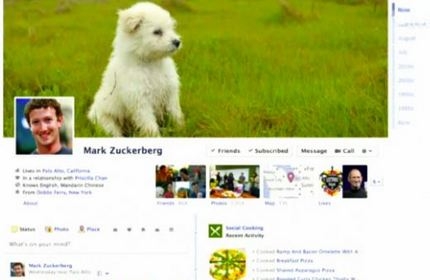 Facebook Timeline a concern to users