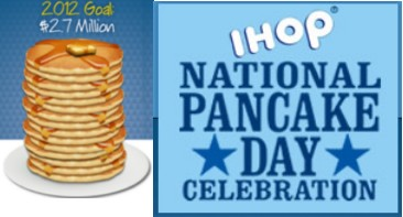 Free Pancake Day Celebration