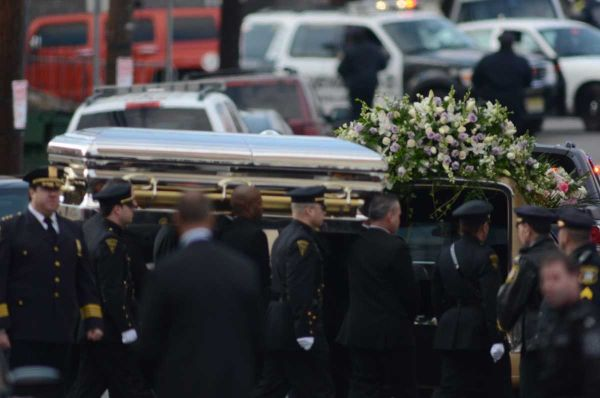 Whitney Houston funeral video