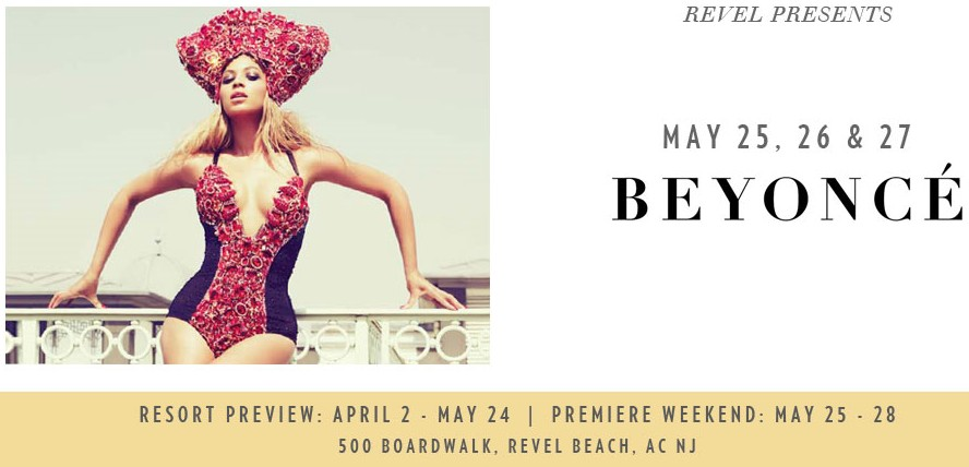 Buy Beyonce Concert ticket 2012