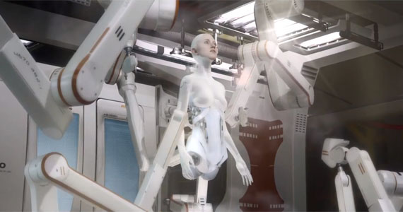 Quantic-Dream-Kara-Trailer