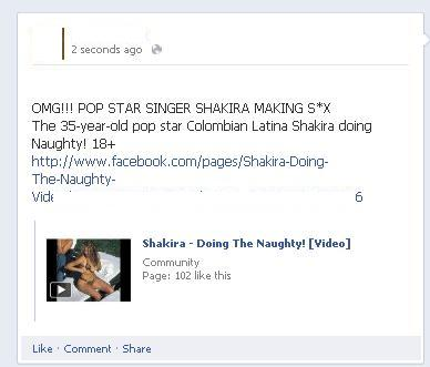 OMG!!! Pop star singer Shakira making sex
